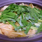 美味しいもつ鍋はを作るには具材をいれる順番が大切!?